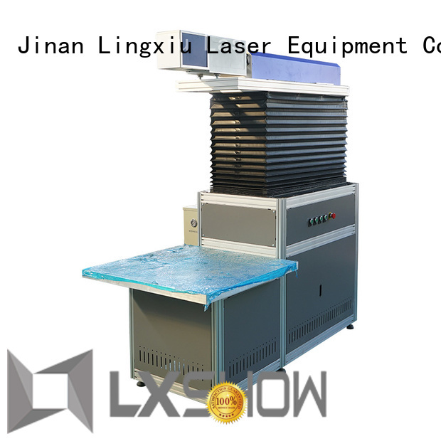 good quality marking laser machine directly sale for bamboo