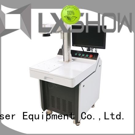 Lxshow efficient marking laser manufacturer for Cooker