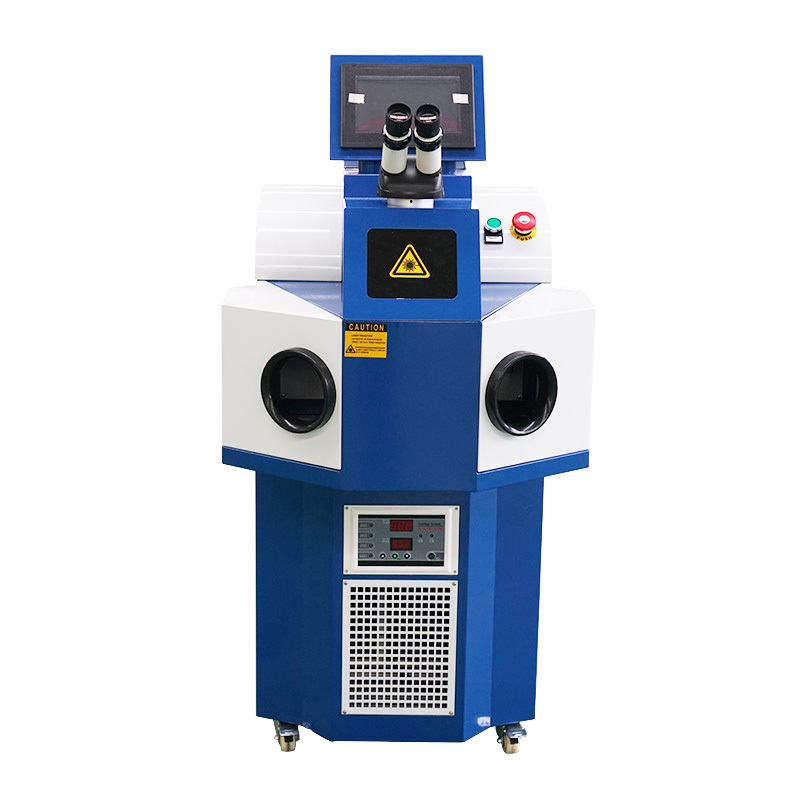 Cheap 200w portable mini spot gold silver jewelry laser welding machine factory price