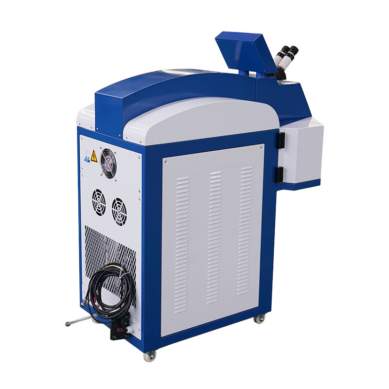 product-Desktop cheap china jewelry laser welding machine for gold and silver ring 100w 200w 300w 40-1