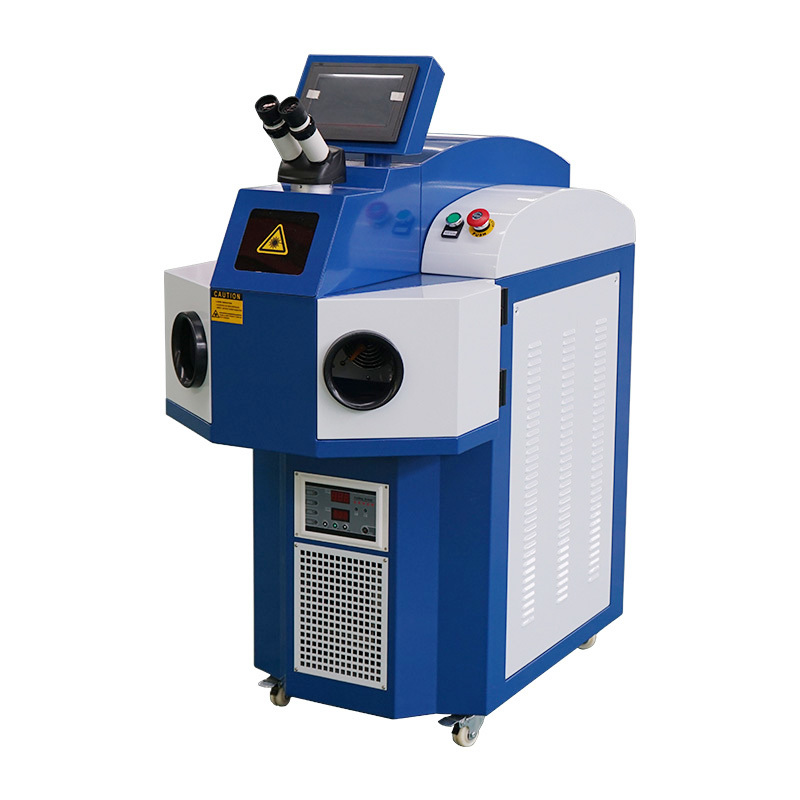 product-Lxshow-Desktop cheap china jewelry laser welding machine for gold and silver ring 100w 200w