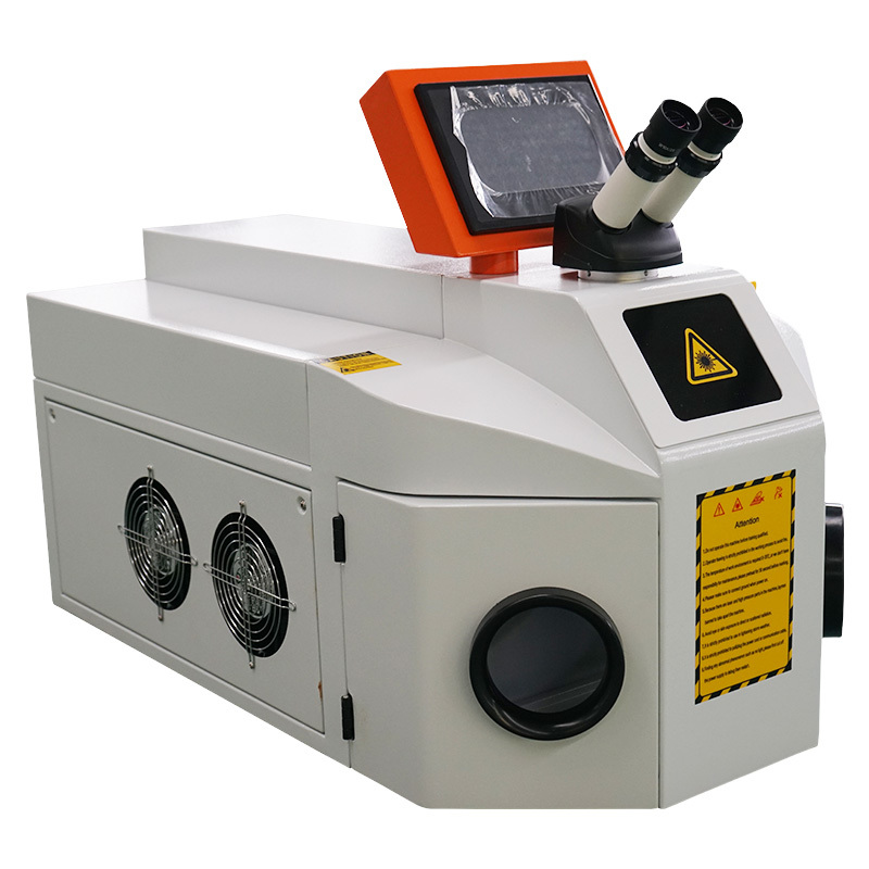 product-Table jweelry ring gold silver yag laser welding machine 100w 200w 300w 400w-Lxshow-img-1