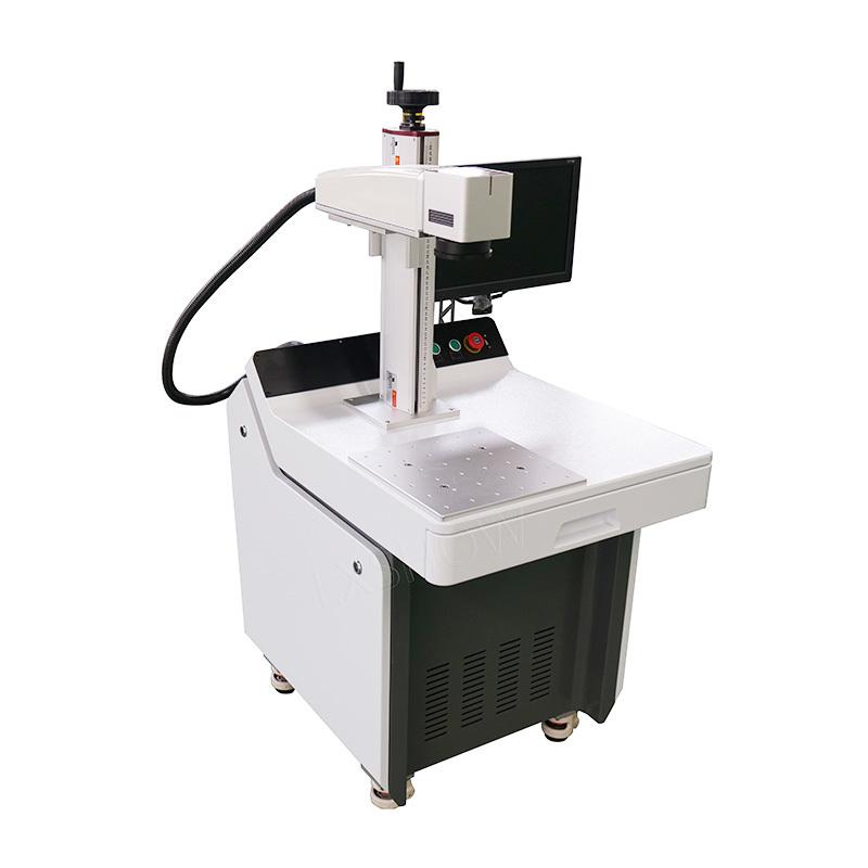 product-Lxshow-High configuration fibre laser marking machine fiber laser marker on stainless steel