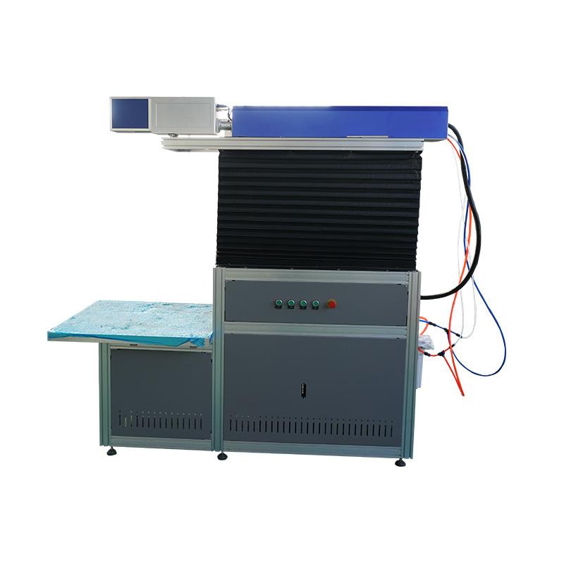 product-3d dynamic co2 laser marking machine with big size 50w 100w 150w-Lxshow-img-1