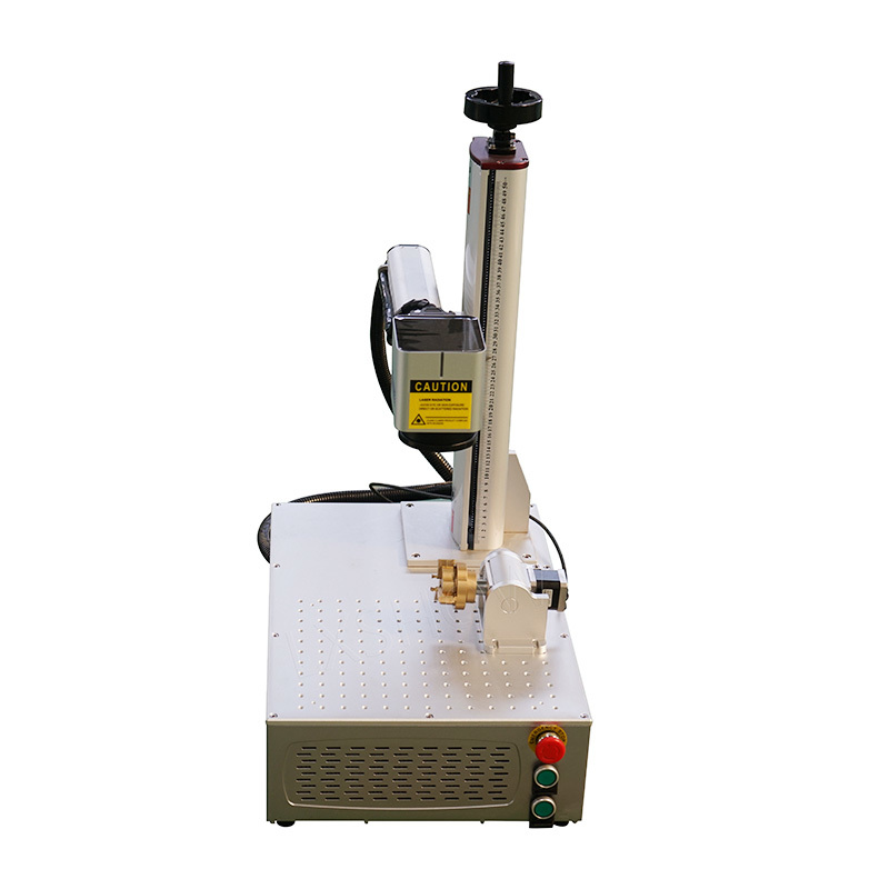 product-Lxshow-Mini Small fiber laser marking machine 20watt 30watt 50watt 100watt-img