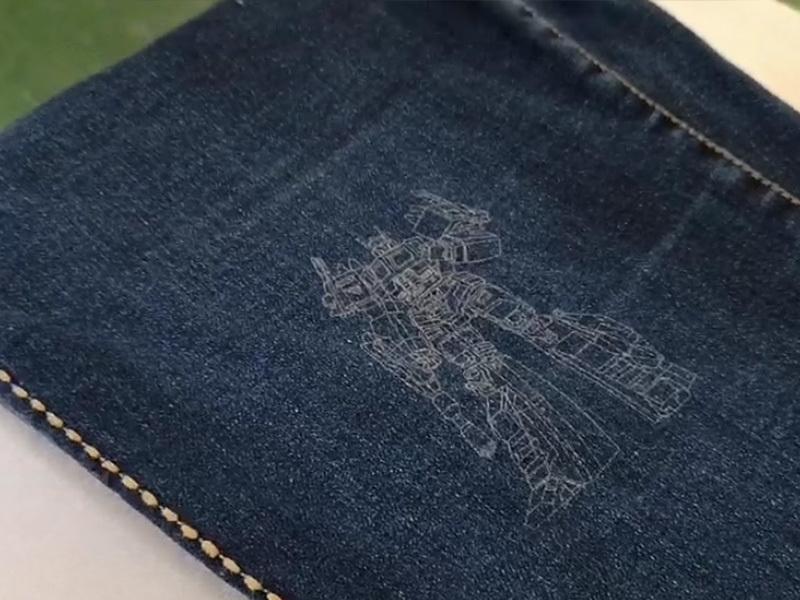 Jean marking