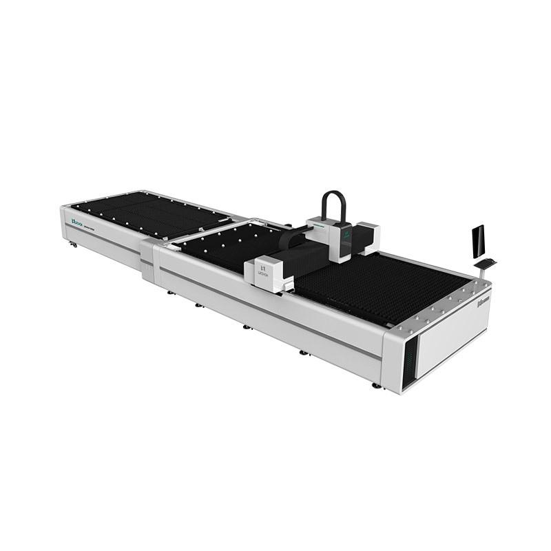 Exchange table fiber laser cutting machine LXF1530J