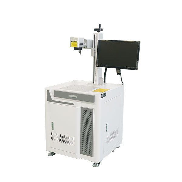 Desktop Fiber marking machine