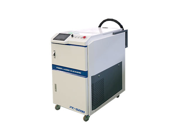 Rust Remove Laser Cleaning Machine 50/100/200/500/1000W