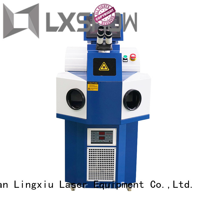 Lxshow laser welding machine directly sale for Advertisement sign