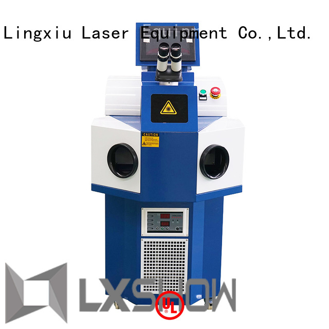 creative laser welding machine factory price for jewelry