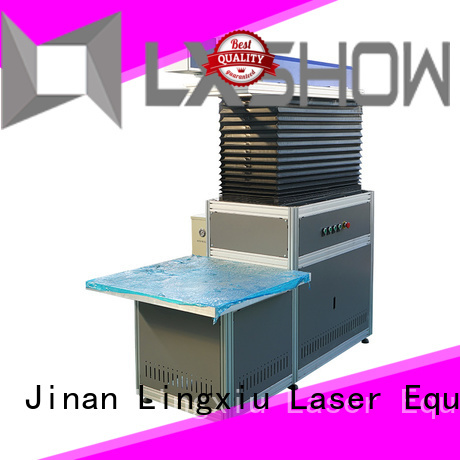 Lxshow marking laser machine at discount for paper