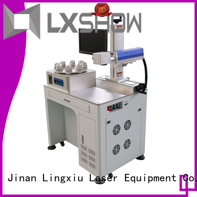 Lxshow controllable laser marking directly sale for medical equipment