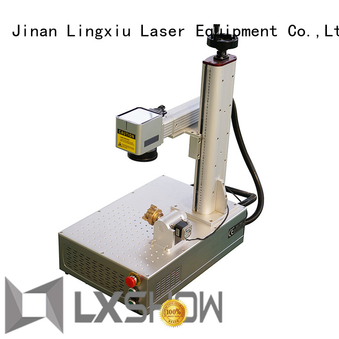 stable laser marking machine wholesale for Clock