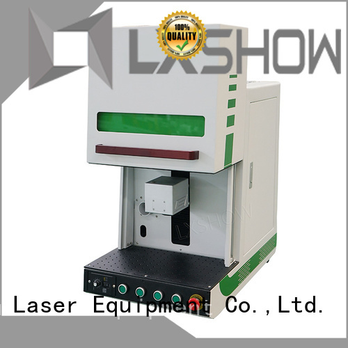 creative laser machine factory price for packaging bottles