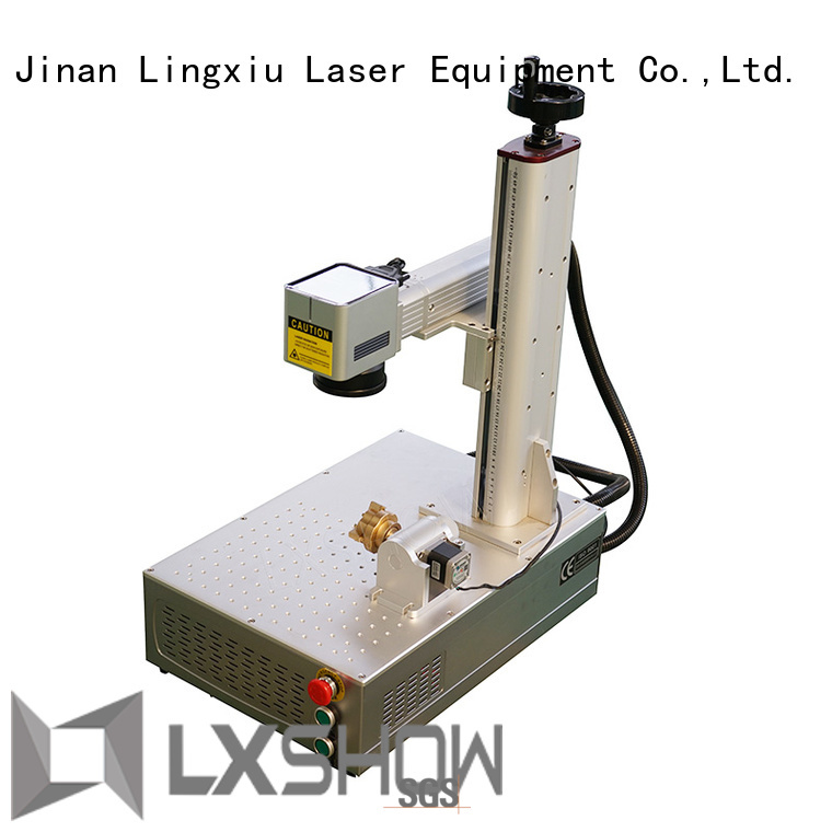 Lxshow laser marking machine wholesale for Cooker