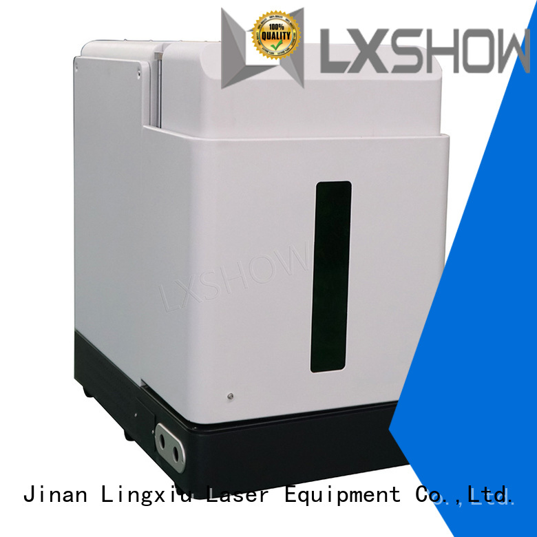 controllable marking laser machine directly sale for Clock