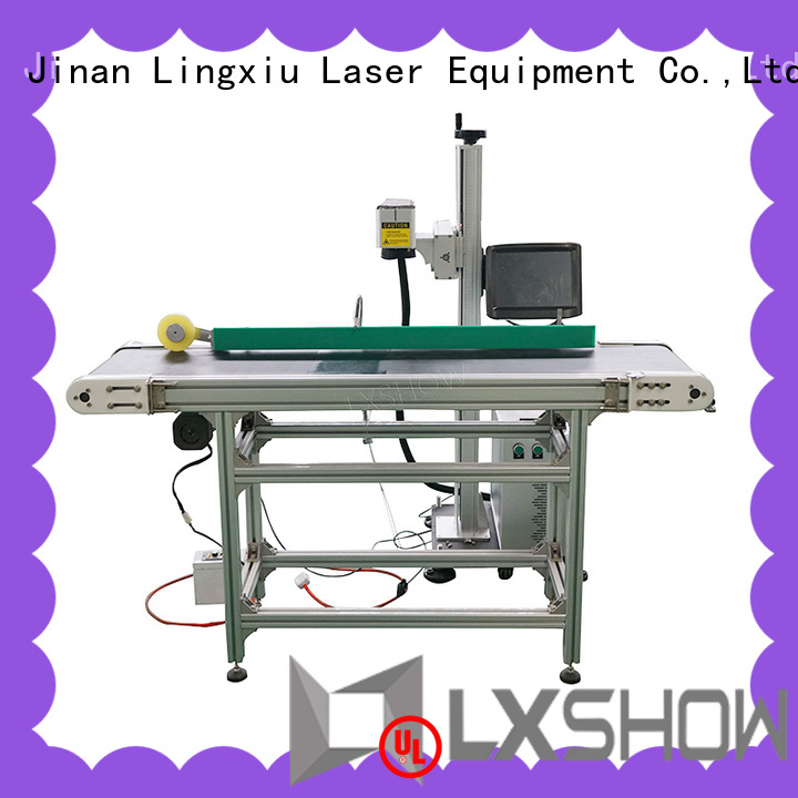 Lxshow laser machine factory price for medical equipment