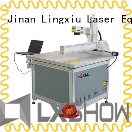 Lxshow laser marker wholesale for packaging bottles
