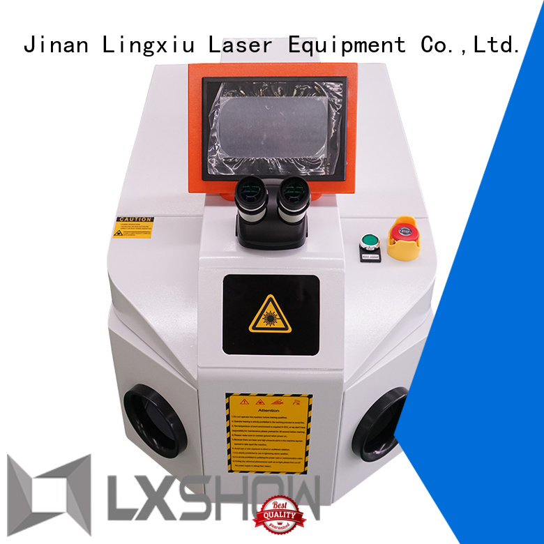stable laser welding manufacturer for jewelry