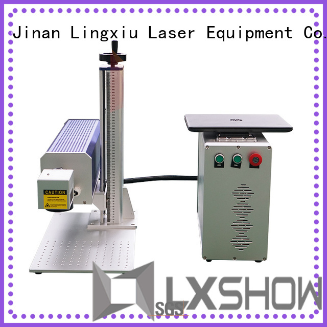 Lxshow practical co2 laser machine at discount for PCB board