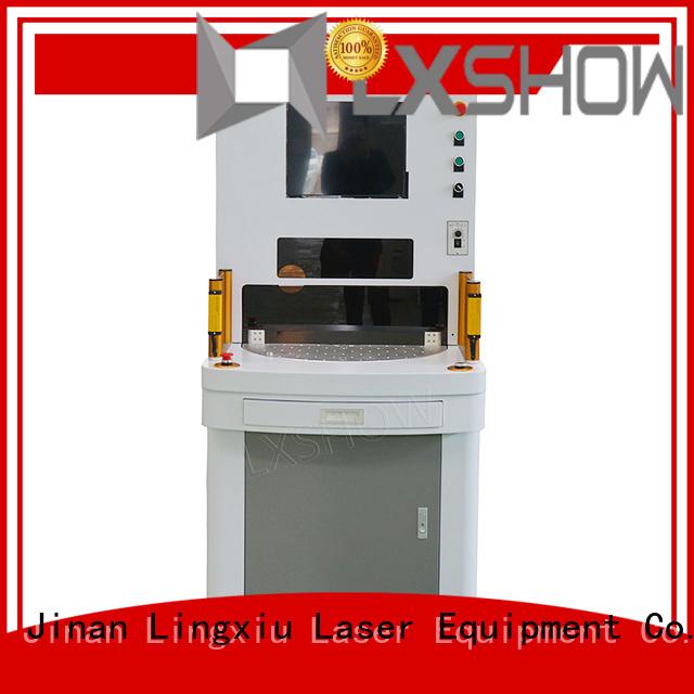 Lxshow stable laser machine manufacturer for Clock