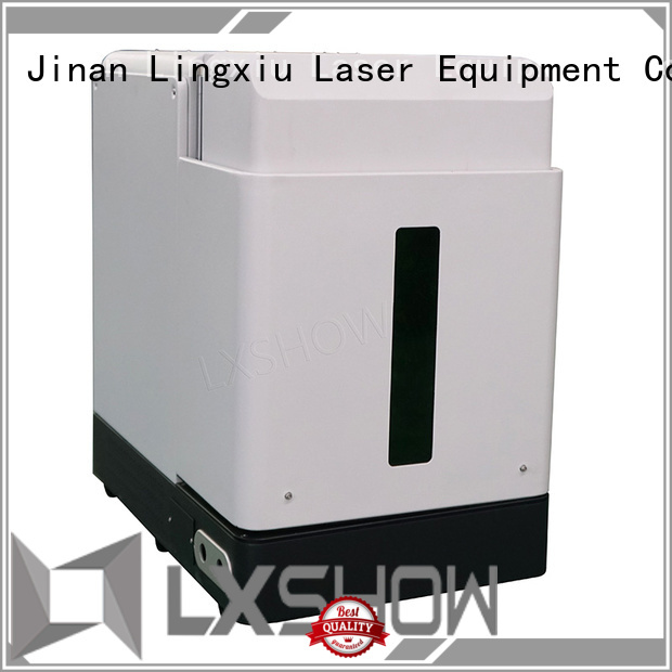 Lxshow controllable laser marking manufacturer for medical equipment