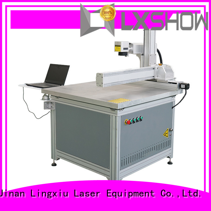Lxshow lazer marking wholesale for Clock