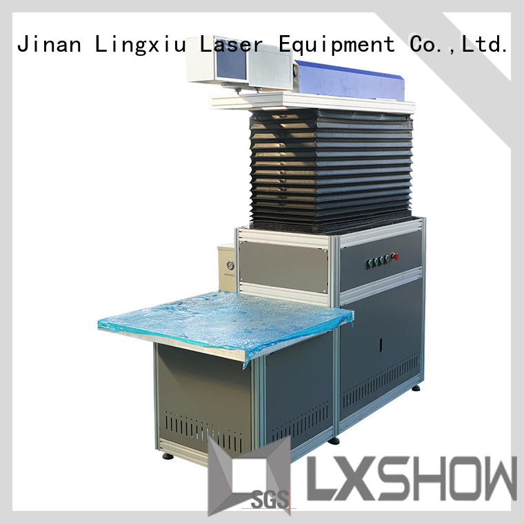 hot selling co2 laser machine manufacturer for PCB board