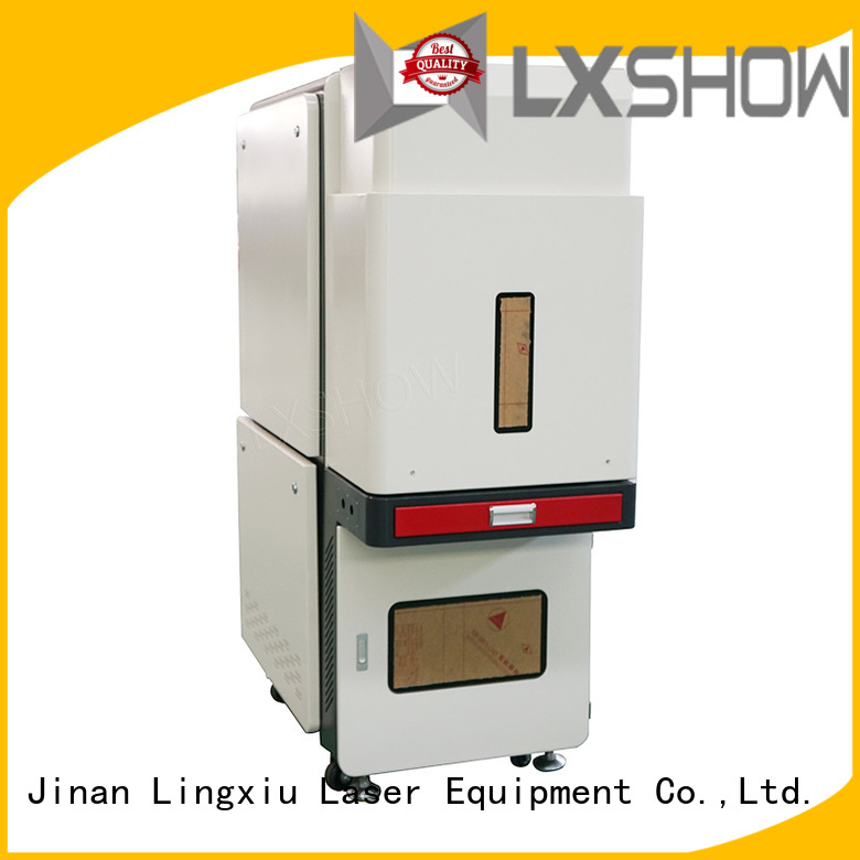 Lxshow laser marking machine manufacturer for medical equipment