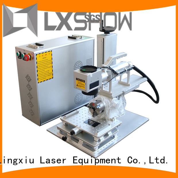 Lxshow efficient marking laser wholesale for Cooker
