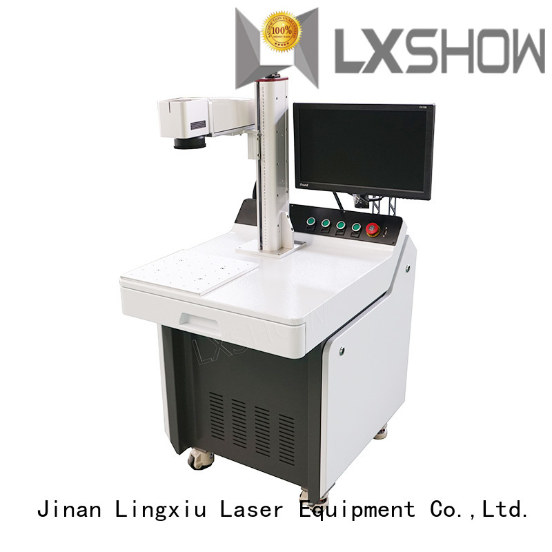 creative marking laser machine directly sale for packaging bottles