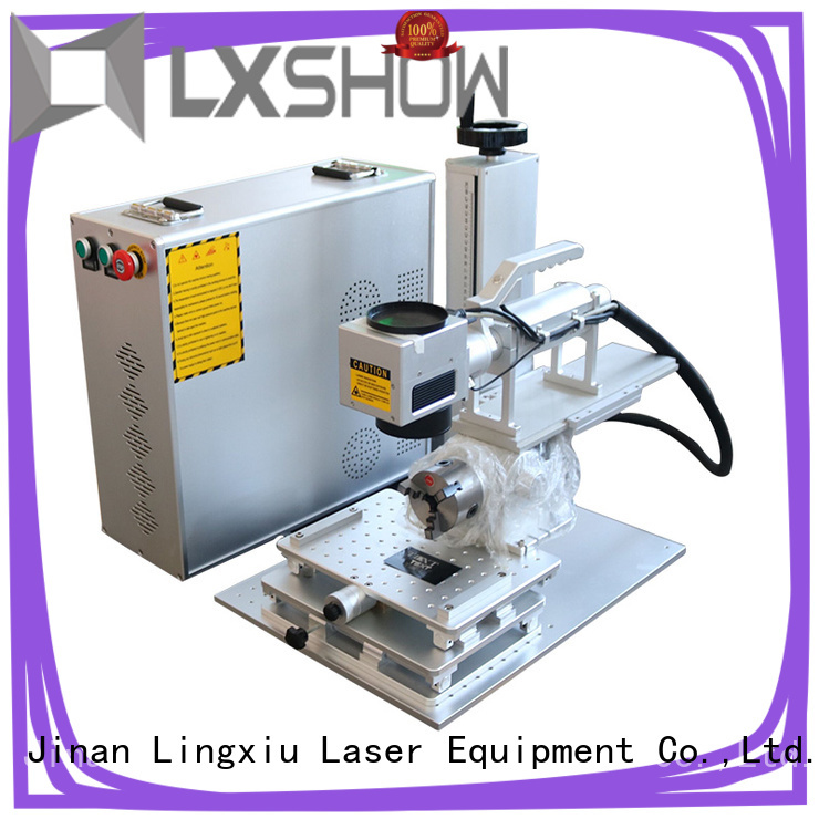 Lxshow laser machine factory price for Clock