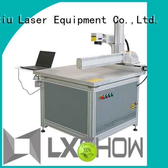 Lxshow lazer marking wholesale for packaging bottles