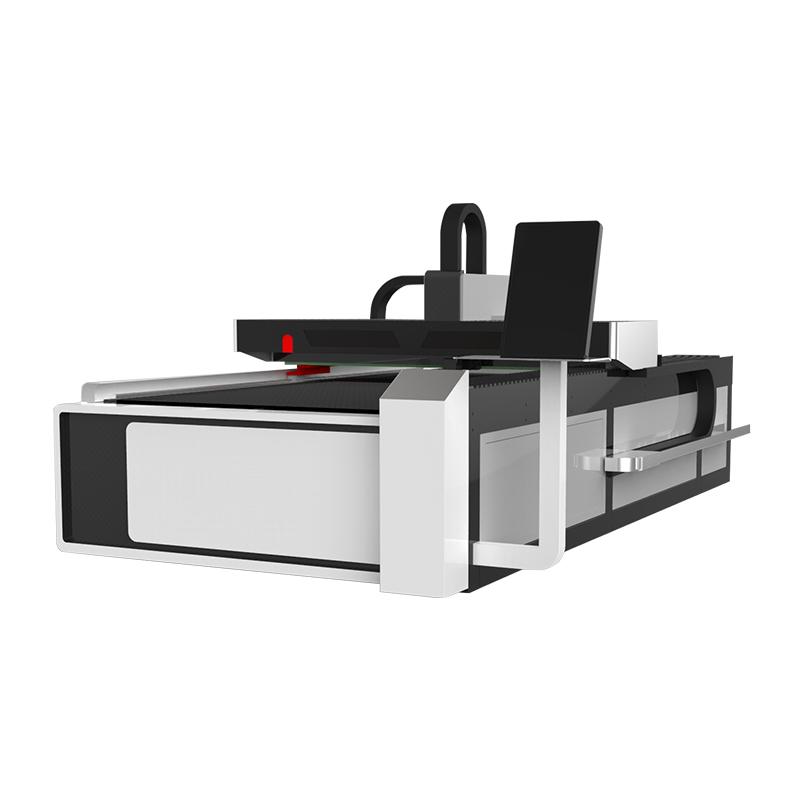 Fiber+CO2 laser cutting machine LXF1325