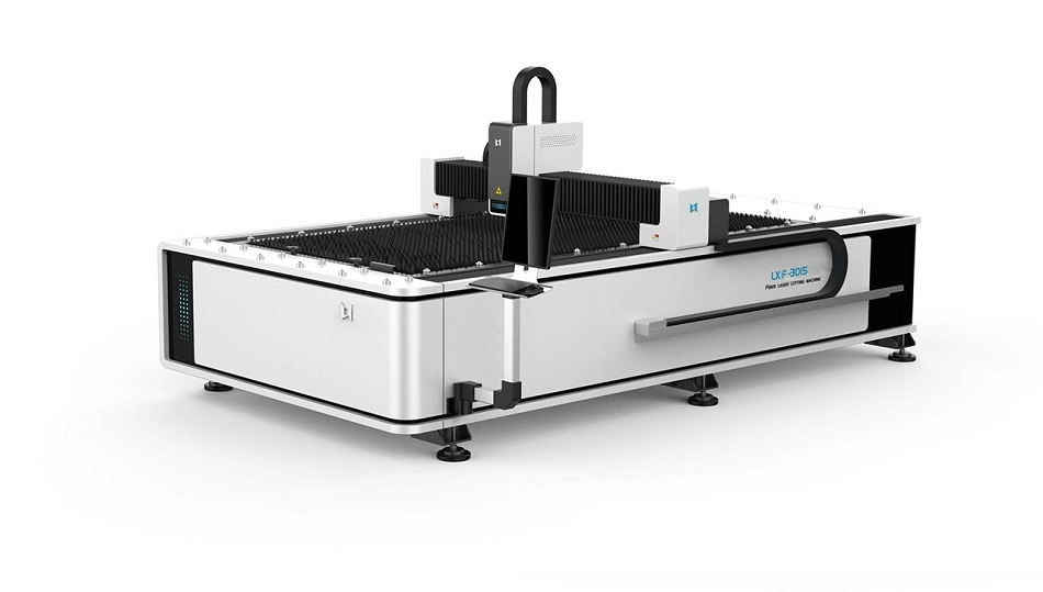 1530 metal plate cnc fiber laser cutting machine video show