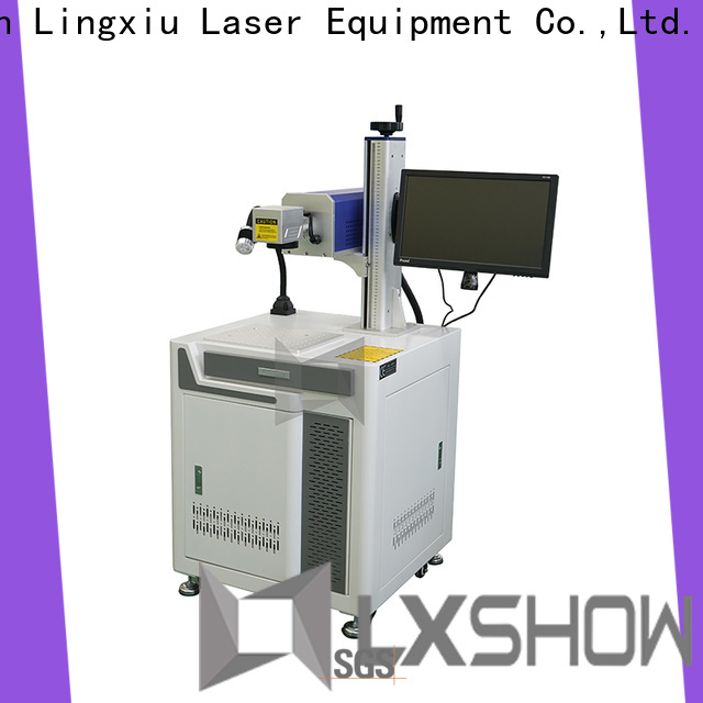 Lxshow co2 laser machine manufacturer for paper