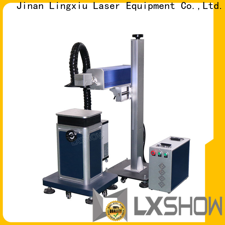 Lxshow hot selling marking laser machine directly sale for paper