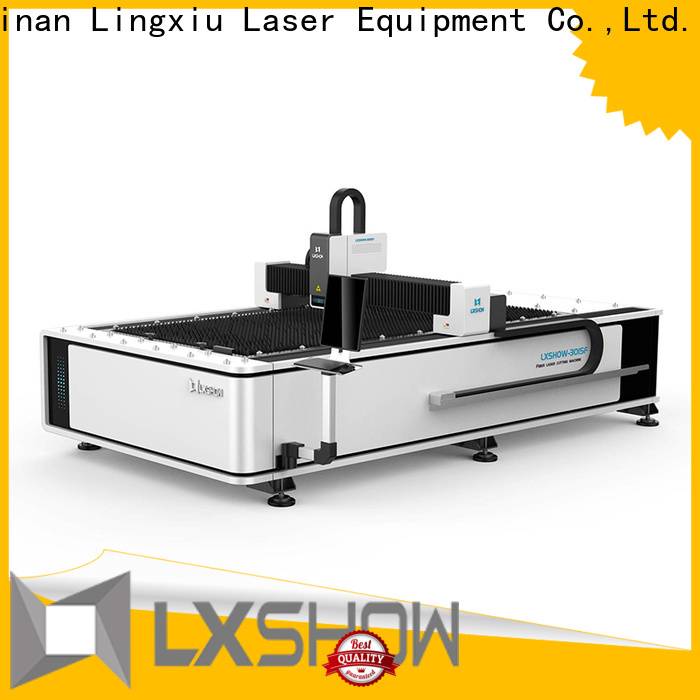 Lxshow laser for cutting metal directly sale for Clock