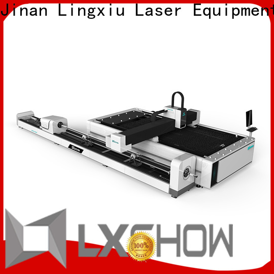 Lxshow controllable laser machine directly sale for Galvanized Iron