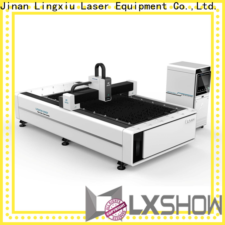 Lxshow long lasting metal laser cutter factory price for Cooker