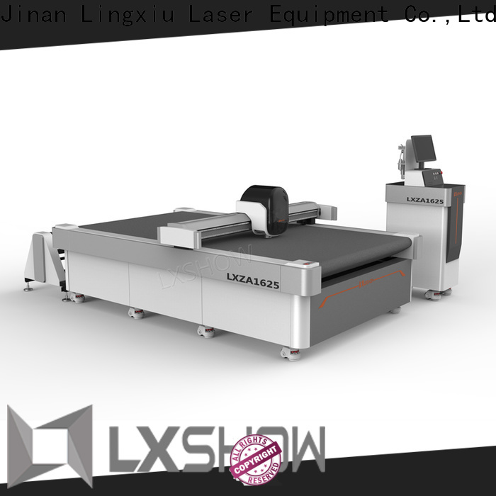 Lxshow stable fabric cutting machine supplier for rugs