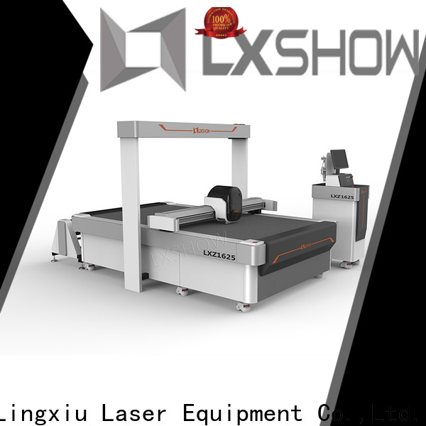 Lxshow cnc router machine wholesale for gasket material