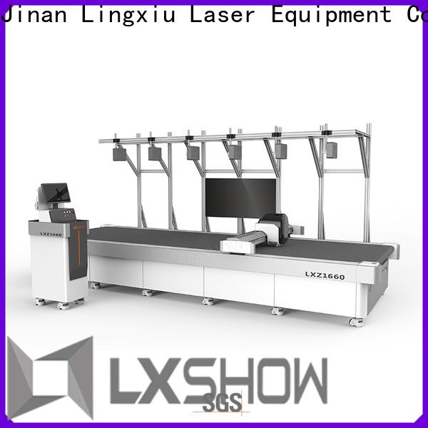 Lxshow professional cnc cutting machine promotion for carpets