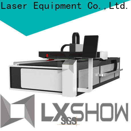 Lxshow creative cnc laser cutter wholesale for medical equipment