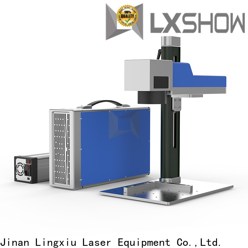 stable laser marking machine directly sale for Clock