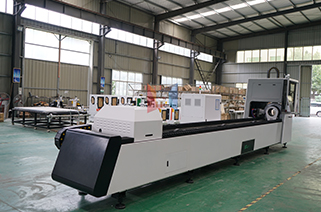 news-Brief description of fiber laser cutting machine for pipe and tube cutting metal pipe-Lxshow-im