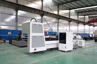 news-Lxshow-Brief description of fiber laser cutting machine for pipe and tube cutting metal pipe-im