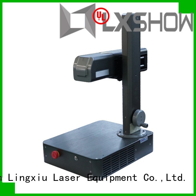 creative laser marking factory price for Cooker