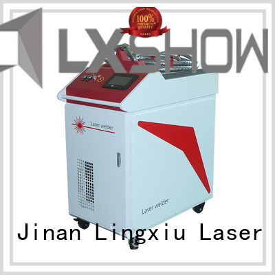 Lxshow controllable laser welding machine wholesale for Advertisement sign